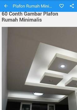 Plafon Rumah Minimalis - Mewah apk screenshot