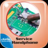 Kitab Service HP Android icon