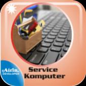 Kitab Service Komputer Teknisi icon