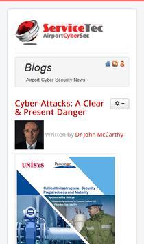 Airport Cyber Security apk screenshot