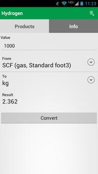 Air Products Gas Converter apk screenshot