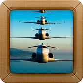 Airplanes icon