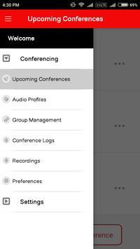 airtel Conferencing apk screenshot