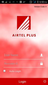 Airtelplus+ poster