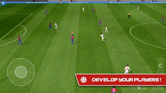 Tips Dream League Soccer 2016 poster