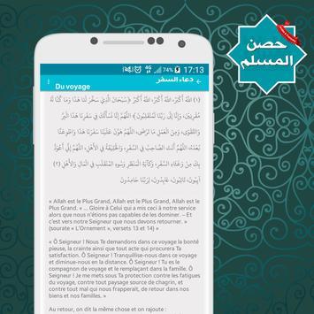 La Citadelle du Musulman apk screenshot