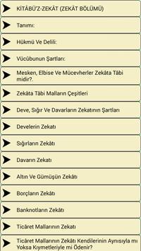 Dört Mezhep Fıkhı apk screenshot