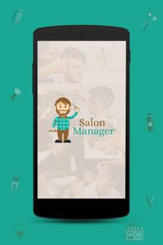 Salon Manager poster