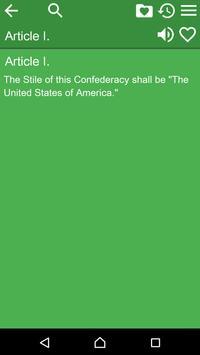 United States Constitution fr apk screenshot