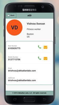 aGD Mobile apk screenshot