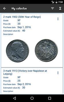 German Empire's silver coins apk screenshot