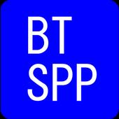BluetoothSPPReceiver icon