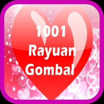 1001 Rayuan Gombal Romantis poster