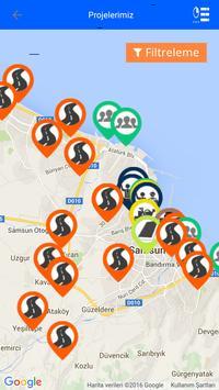 Samsun Büyükşehir Belediyesi apk screenshot