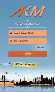 AKM Bayi Uygulaması poster