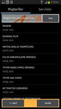 AKM Bayi Uygulaması apk screenshot