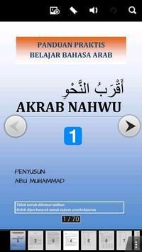Akrab Nahwu Lengkap apk screenshot