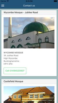High Wycombe Mosque apk screenshot