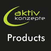 aktivKONZEPTE PRODUCTS icon