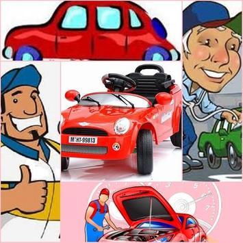 Teknik Mesin Mobil poster