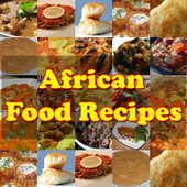 African Food Recipes icon
