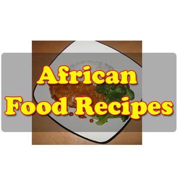 African Food Recipes apk screenshot