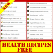 Healthy Recipes Free icon
