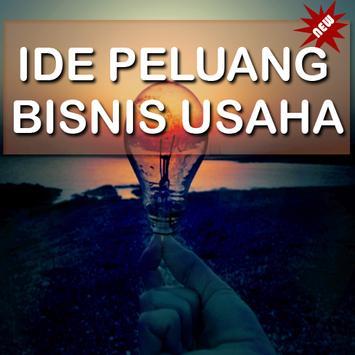 Ide Peluang Usaha Bisnis poster