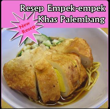 Resep Gurih Pempek Palembang poster