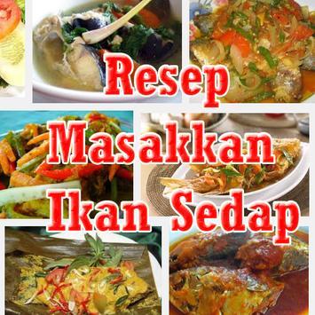Aneka Resep Masakan Ikan poster