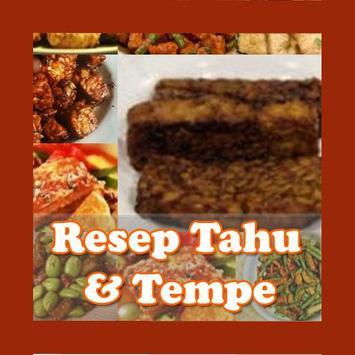 Resep Olahan Tempe dan Tahu poster