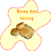 Resep Kue Kering Gurih icon