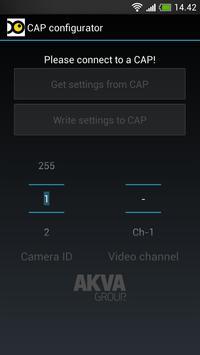 AKVA CAP configurator apk screenshot