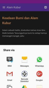 Alam Kubur apk screenshot