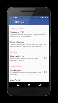 Mavi for Facebook (Material) apk screenshot