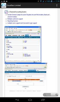 CloudSec Limited apk screenshot