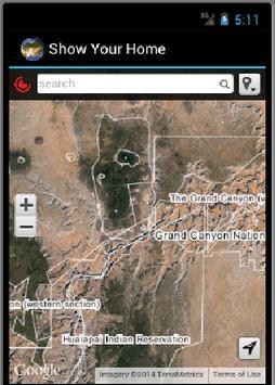 Show Your Home apk screenshot