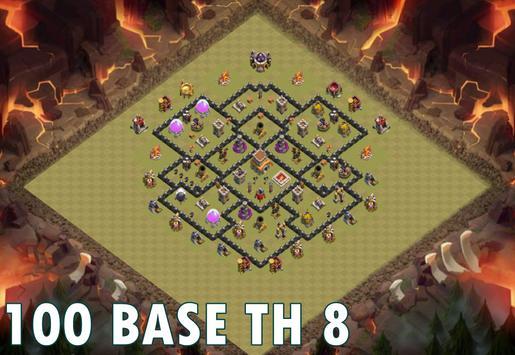 War Base COC TH 6 - TH 11 apk screenshot