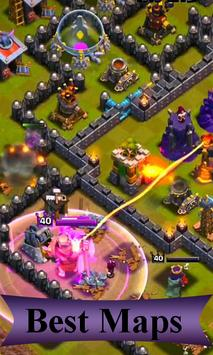 Maps Guide for Clash of Clans apk screenshot