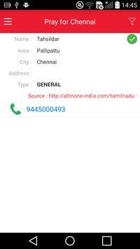 Pray For Chennai apk screenshot