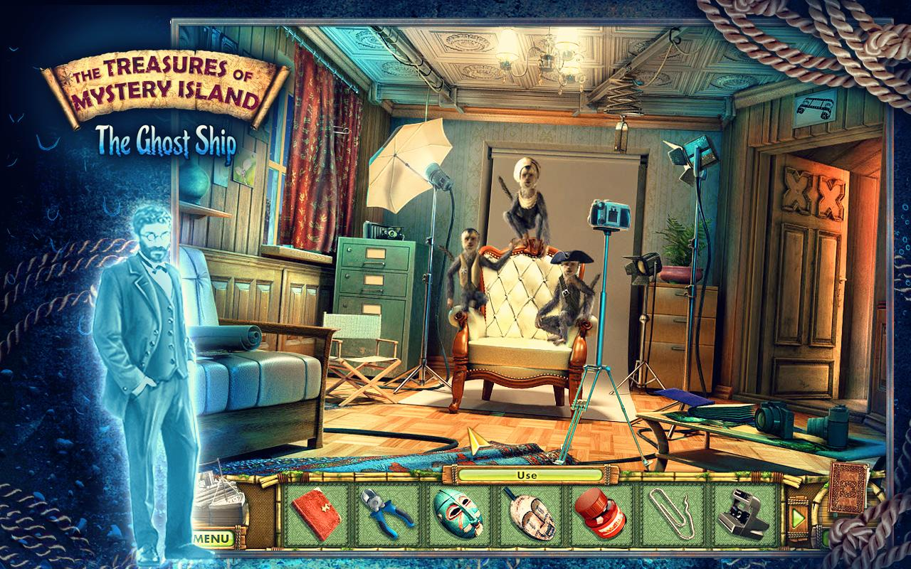 Treasures of mystery island the ghost ship free