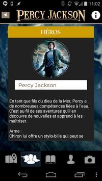 Percy Jackson pour Samsung apk screenshot