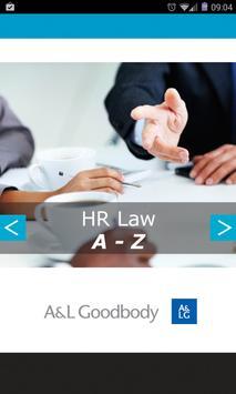 Irish HR Law poster