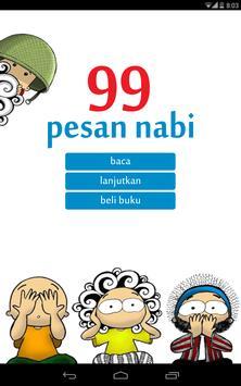 Komik 99 Pesan Nabi apk screenshot