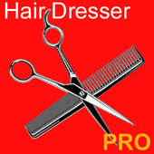 专业美发师 icon