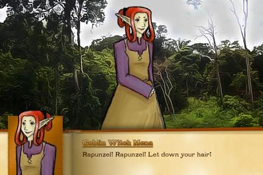 Rapunzel apk screenshot
