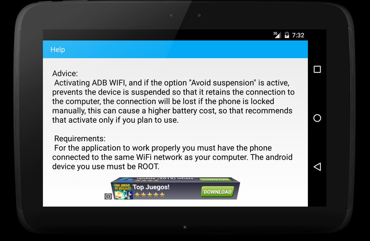 ADB WiFi APK Download - Free Tools APP for Android ...