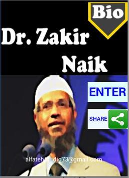 Dr. Zakir Naik poster