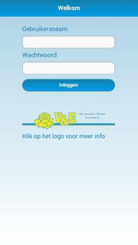 VenE Bloemenexport poster