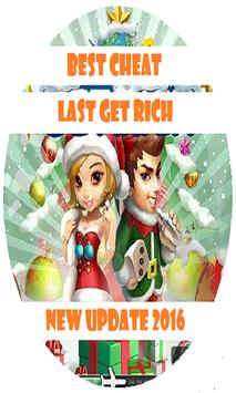 Best Cheat For Last Get Rich poster